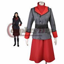Korra Halloween Costume Aliexpress Buy Cosplaydiy Avatar Legend Korra Season