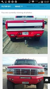 Classic Ford Truck Bumpers - ford truck bumpers stuff to build pinterest ford trucks