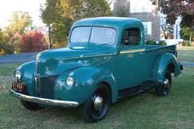 1940 Ford Pickup Interior John U0027s Pickup Trucks Pictures From 1949 To 1949 This Page