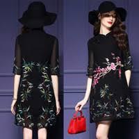 cheap chinese kimono style dress free shipping chinese kimono