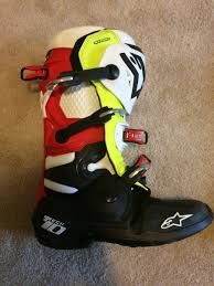 motocross boots size 13 alpinestar tech 10 canard boots size 11 320 for sale bazaar
