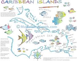 carribbean map caribbean islands maps for the classroom