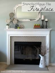elegant images of black fireplace mantel for your inspiration idolza decoration fireplace designs with tile grey ceramic design on pinterest glass tiles and fireplaces home decor