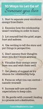 10 ways to let go of someone you love u2014 counseling recovery