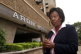 Seeking Nairobi Seeking Sanity At Ardhi House Daily Nation