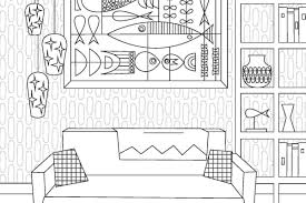 10 awesome coloring books for architecture and design lovers curbed
