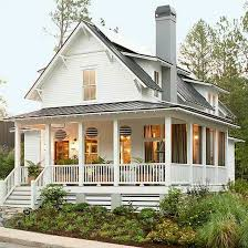 farmhouse with wrap around porch a wrap around porch makes the house look bigger pinteres