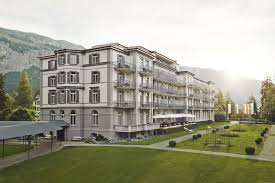 once upon a time in a luxury swiss hotel