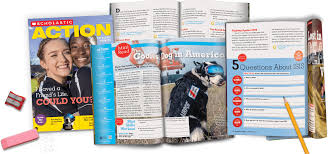scholastic action magazine where struggling readers succeed