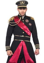 men halloween costume military general halloween costume for men