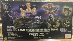 Decoration Pour Camping Car Creature From The Black Lagoon Grave Walker Halloween Decoration