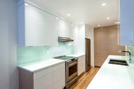 modern galley kitchen design modern home victoria