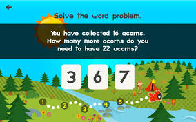 animal second grade math games for kids free app android apps on