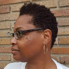 short haircuts for thin natural hair 40 cute tapered natural hairstyles for afro hair