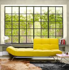 Yellow Sofa Bed Sofa Bed Convertible Sofa All Architecture And Design