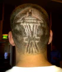 spencer hawes shaves seattle space needle into hair for h206 game