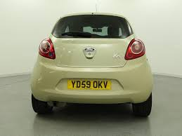used 2009 ford ka 1 2 zetec 3dr for sale in herefordshire