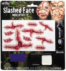 horror kits makeup halloween