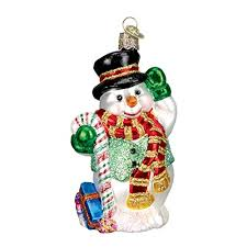 snowman tree ornaments great gift ideas