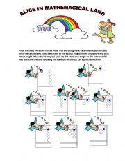 abacus worksheet