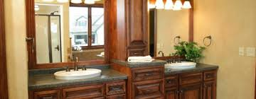 exciting bathroom vanity hutch cabinets pictures best idea home