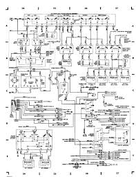 jeep xj dash wiring diagram jeep wiring diagrams instruction