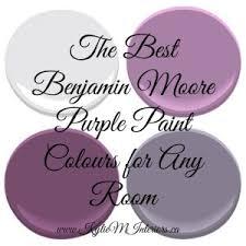 best purple paint colors the best benjamin moore purple paint colours and undertones