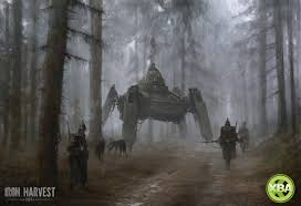 iron harvest an rts set in an alternate universe 1920