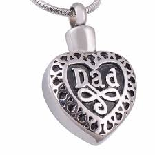 locket for ashes aliexpress buy personalized cremation jewelry in heart