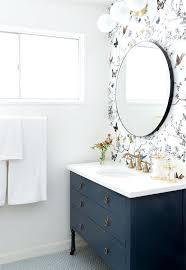 bathroom wallpaper border ideas wallpaper ideas for bathroom bathroom ideas and designs wallpaper