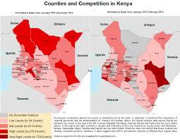 Gun Laws By State Map by Kenyan Violence By County U2013 Acleddata U2013 Crisis