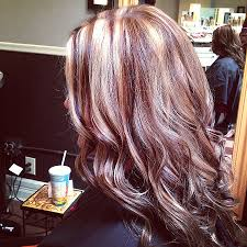 how to put red hair in on the dide with 27 pieceyoutube hair how to put blonde highlights in red hair inspirational