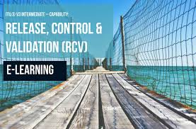 Itil Intermediate Release Control And Validation E Learning