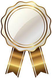 Seal Ribbon Gold Ribbon Cliparts Cliparts Zone
