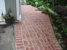 Concrete Faux Paint - faux painted walkway the great outdoors pinterest walkways