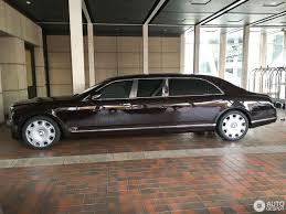 bentley mulsanne speed orange bentley mulsanne grand limousine 17 august 2016 autogespot