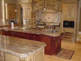 Backsplash With Granite Countertops by 24 Best Crema Bordeaux Granite Images On Pinterest Kitchen