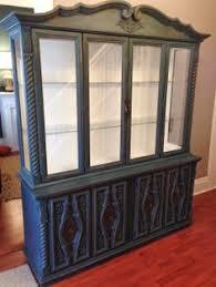 repurposed gems raw silk antique hutch 500 dream home