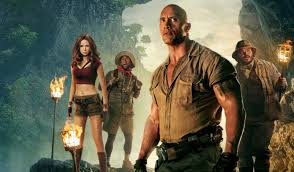 jumanji movie description review jumanji welcome to the jungle is a fun ride