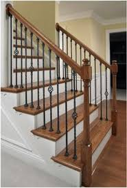 Iron Handrail For Stairs The 25 Best Wrought Iron Handrail Ideas On Pinterest Wrought