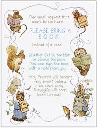 Books Instead Of Cards For Baby Shower Poem 20 Best Christening Afternoon Tea Images On Pinterest Miffy Cake