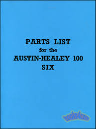 austin healey manuals at books4cars com