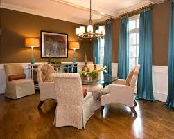 Window Treatment Ideas For Formal Elegant Ideas For Gorgeous Dining Room Window Treatments Darling