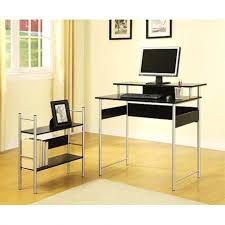 Modern Computer Desk by Office Black Lampshade Style Blue Cheap Modern Computer Desk