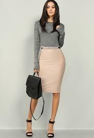 pencil skirt w belt shop new and now at papaya clothing