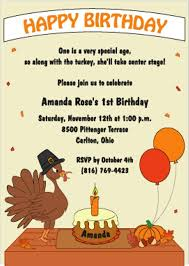 birthday thanksgiving messages free design and templates