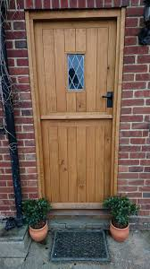 Solid Oak Exterior Doors Bespoke Solid Oak Doors External Oak Doors