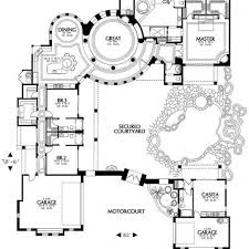 find home plans courtyard home plans find house plans floor plans with