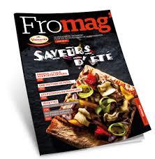 magazine de cuisine professionnel magazine professionnel fromag prospectiv
