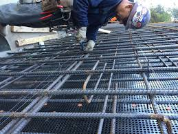 Rebar Worker Hollywood Hills U2013 Preparing For Shotcrete Mu T Uo